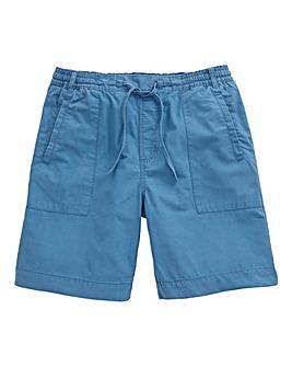 Premier Man Drawcord Waist Shorts