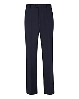 Premier Man Plain Trousers With Elasticated Side Tunnel Waistband 31in