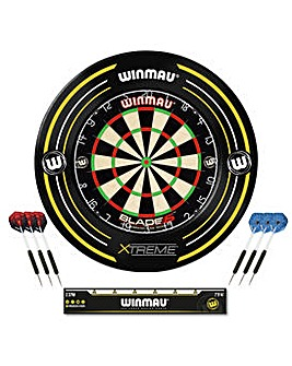 Winmau Board and Xtreme Surround Set