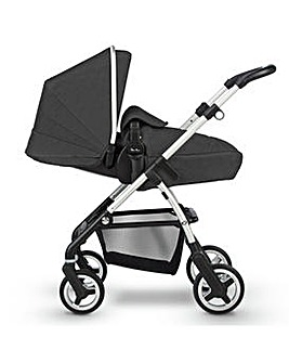 Silver Cross Advance Pushchair - Onyx