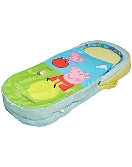 Peppa Pig Kids Air Bed and Sleeping Bag