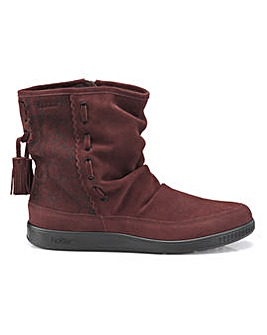 Hotter Pixie Wide Fit Mid Calf Boot
