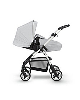 Silver Cross Advance Pushchair -Platinum