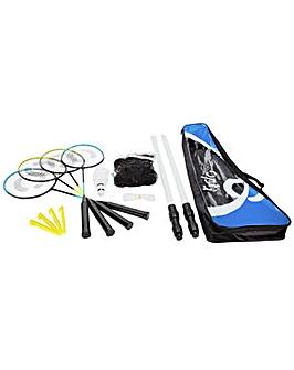 4 Person Badminton Set