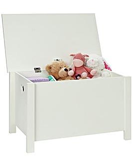 Home Mia White Toy Box
