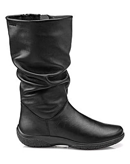 Hotter Mystery Wide Fit Calf Boot