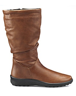 Hotter Mystery Wide Fit Mid Calf Boot