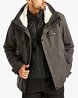 Jack Wolfskin Fraser Canyon Jacket