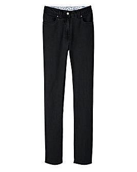Lizzie Slim Leg Jeans Length Short