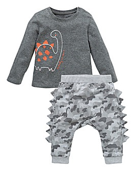 KD Baby Boy Tee and Jog Pant Set