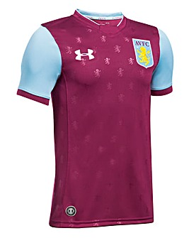 Under Armour Youth Boys Aston Villa Home