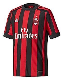 Adidas AC Milan Boys Youth Jersey
