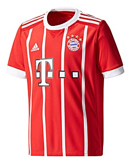 Adidas Bayern Munich Boys Youth Jersey