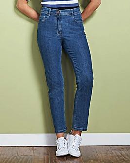 Straight Leg Jeans Extra Short