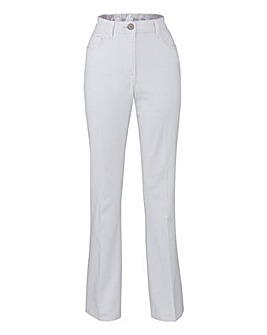 Bootcut Jeans Extra Short Length