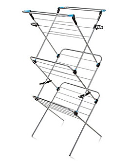 Minky Verso 3 Tier Long Hanging Airer