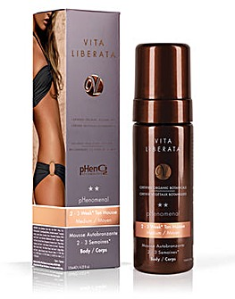 Vita Liberata pHenomenal Tan Mousse Medium 125ml