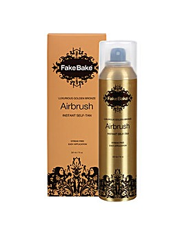 Fake Bake Airbrush Instant Tan 207ml