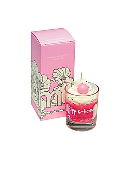 Bomb Cosmetics Ripple-licious Candle