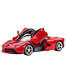 Light and Door Radio Controlled Car