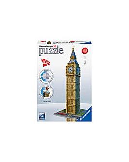 Big Ben 216 Piece 3D Jigsaw Puzzle
