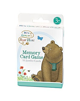 Bear Hunt Card Game