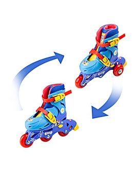 PAW PATROL 2-in-1 Style Roller Skates