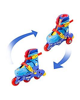 PAW PATROL 2-in-1 Style Roller Skates