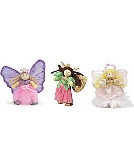 Le Toy Van Budkins Truth Fairies Set