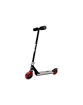 Zinc Non Folding Light Up Scooter