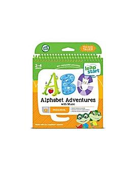 LeapStart Adventures Activity Book