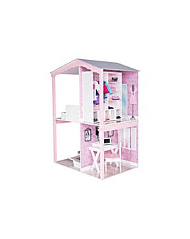Designafriend Wooden Dolls House