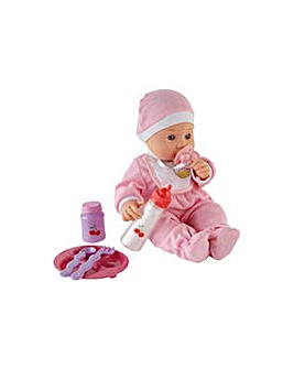 Babies to Love Interactive Isabella Doll