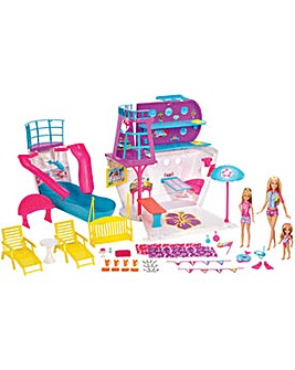 Barbie Cruise Ship Playset