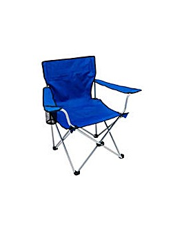 Steel Folding Camping Chair.