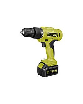 Guild 1.3AH Li-ion Cordless Hammer Drill
