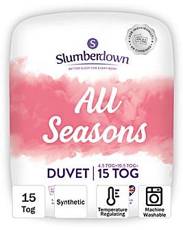 Slumberdown All Seasons Duvet