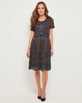 105260161c5 Joe Browns Pretty Beaded Dress