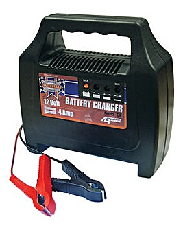 Faithfull Battery Charger 20-65AH