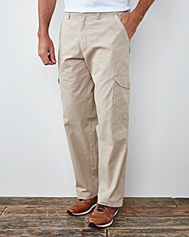 Premier Man Cargo Trousers 27in