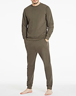 Jacamo Crew Sweatshirt and Joggers