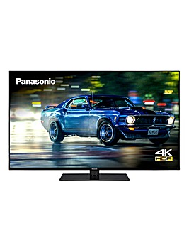 "Panasonic TX-65HX600B 65"" 4K HDR TV"