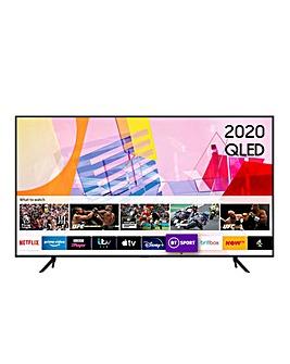 "Samsung QE65Q60TAUXXU 65"" QLED 4K HDR TV"