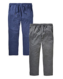 Pack of 2 Jersey Loungepants