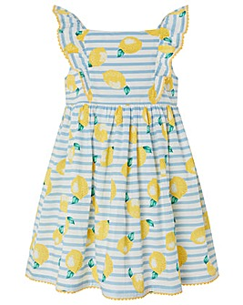 Monsoon Baby Lucie Stripe Dress