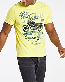 Joe Browns Risk Takers T-Shirt Long