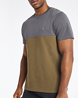 Voi Distress T-Shirt Long