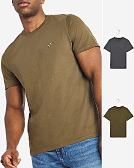 Voi Storm 2 Pack T-Shirt Long