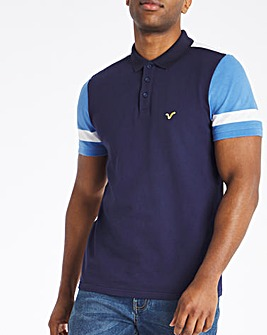 Voi Distress Polo Long