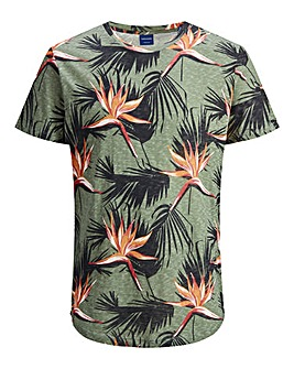 Jack & Jones Floral T-Shirt